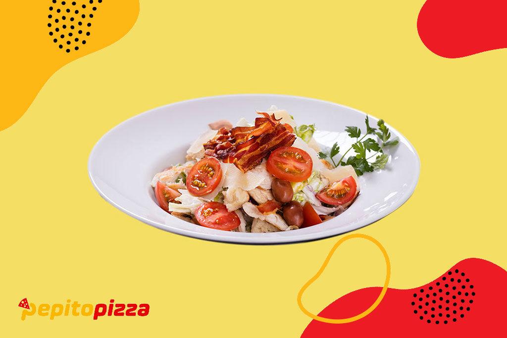 ukusnom obroku,cezar salata,posetite pepito piceriju,naručite online,narucite online,piceriju u kragujevcu