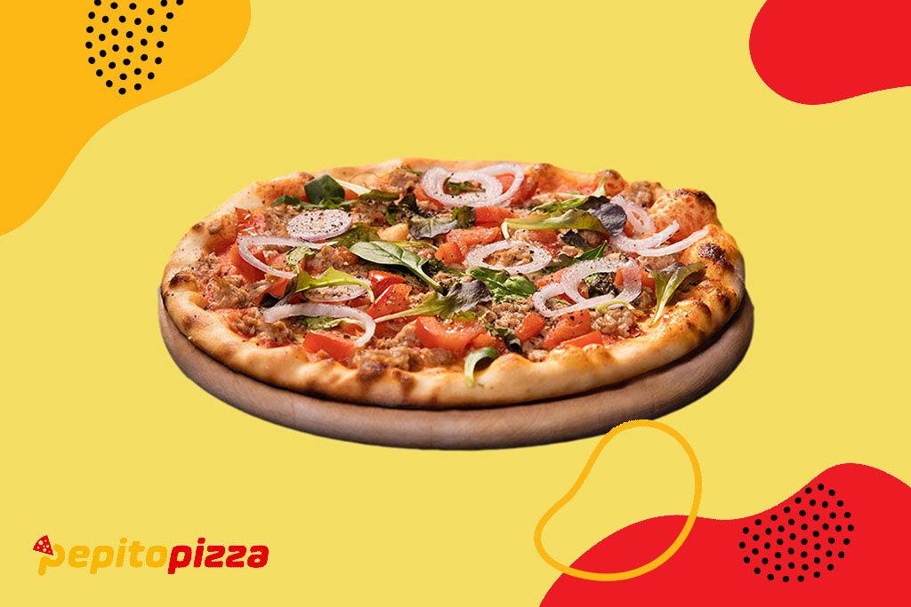 tonno pizza,tonno pica,pica sa tunjevinom,pepito picerija,kragujevac,italijanski specijalitet,specijalitet sa tunjevinom,poruciti online,poručiti online